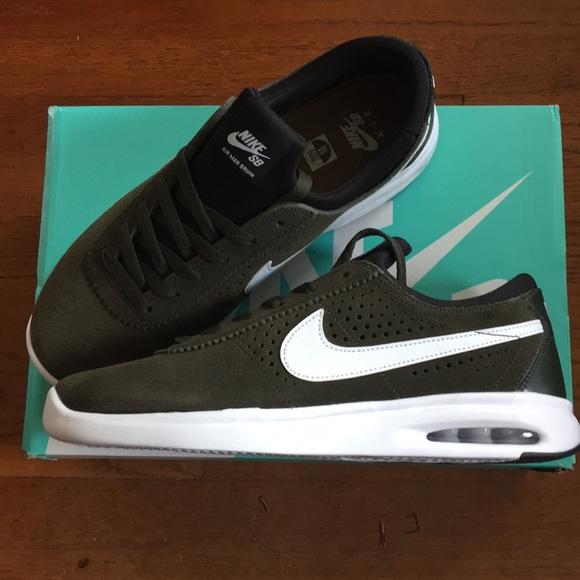 972db5f6ca4 Nike SB Air Max Bruin Vapor Skate Shoes